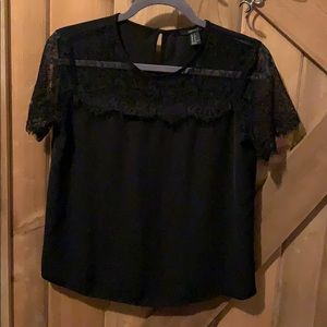 Forever 21 Lace Blouse